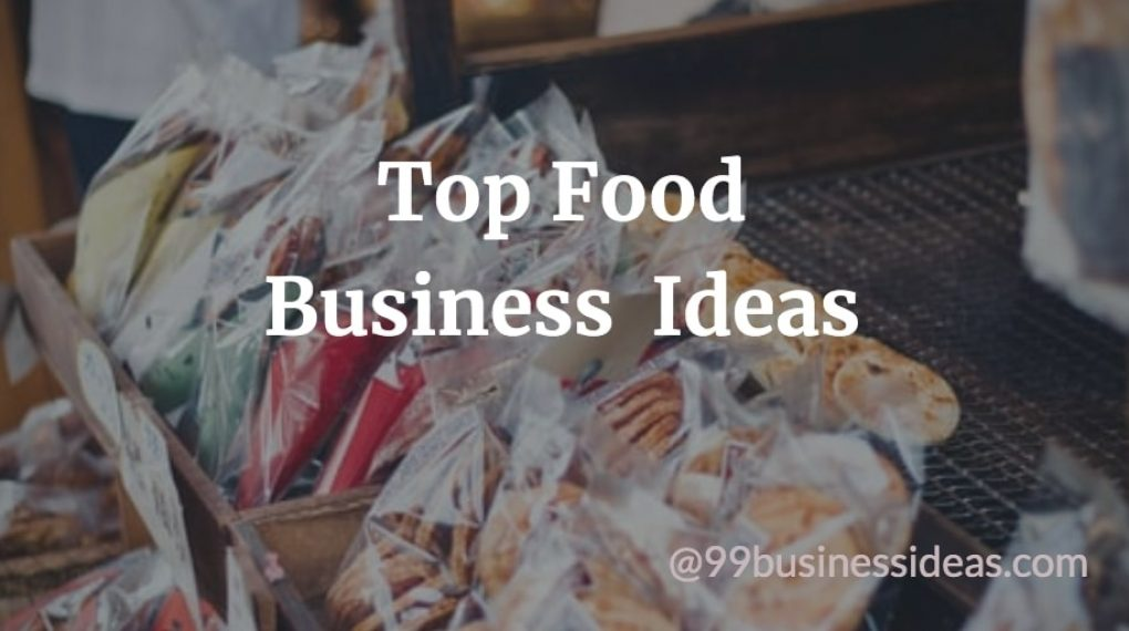 top food business ideas