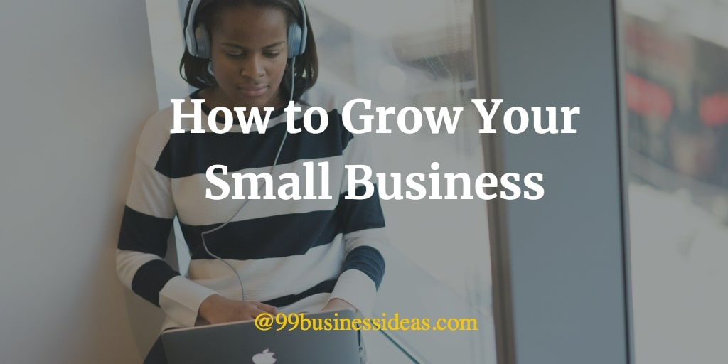 how to grow small business