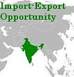 import export investment opportunities in India