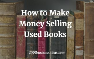 how to sell used books
