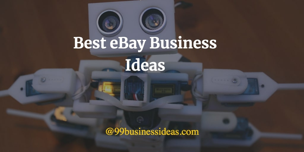 Top 30 Profitable Ebay Business Ideas From Home With No Money