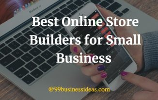 best online store builders for small business