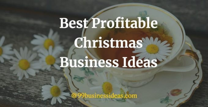 best christmas business ideas