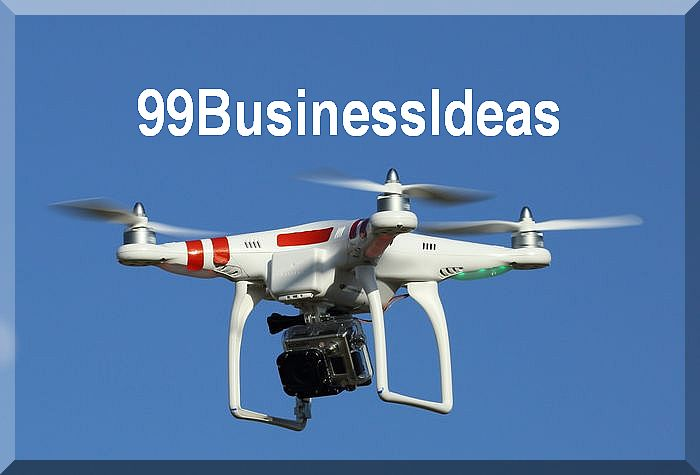 drone business ideas