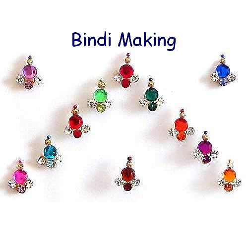 bindi making business