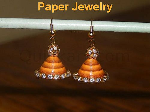 paper jewelry business