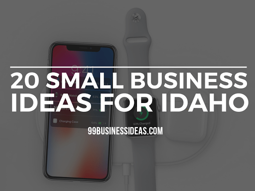small business ides in idaho