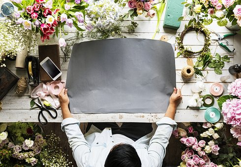 how to start floral business from home