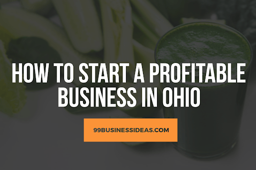 start a business in ohio