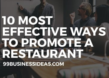 how to promote restaurant