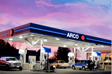 arco gas station franchise