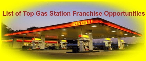 top gas station franchise opportunities