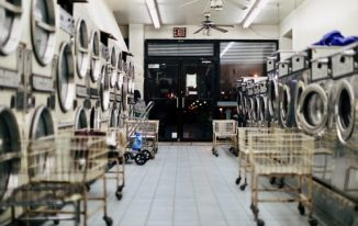 How to start a laundromat business at home