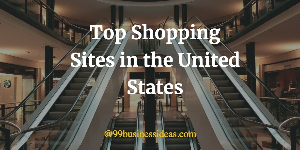 top shopping sites in the US