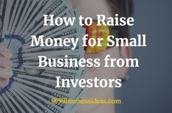 how to raise money for small business