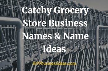 catchy grocery store business names